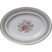 Wedgwood Woodstock Platter Bone China