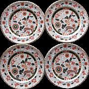 Ashworth 3463 Staffordshire Masons Ironstone Plates Imari