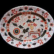 Ashworth 3463 Staffordshire Masons Ironstone Large Platter
