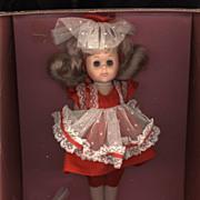 SALE 1986 Hard Plastic Valentine's Day Ginny