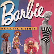 Vintage Book    Barbie  Her Life and Times   by BillyBoy