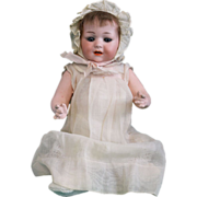SOLD Antique Bisque Armand Marseille Character Baby 327