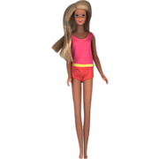 SOLD Vintage Malibu Francie in Original Swimsuit