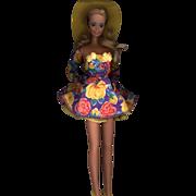 SOLD Vintage 1980's Barbie in Vintage Barbie Fashion