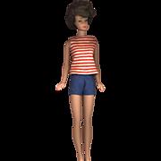 SOLD Vintage Bubble Cut Barbie in Fashion Pak  Short Set