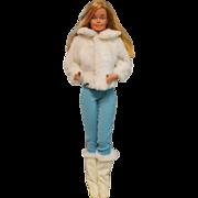 SOLD Supersize Barbie in Vintage Clothes