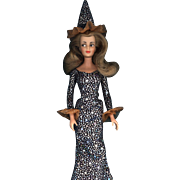 SALE The Bewitched  Samantha Doll By Ideal