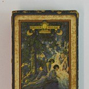 Vintage: Maxfield Parrish Playing Cards in Original Card Box, General Electric Co.