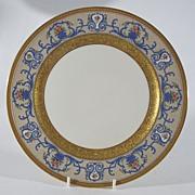 """Set of Twelve (12) Dinner or Serving Plates, 11"""", Vintage"""