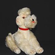 Steiff Poodle, Vintage