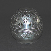 Sterling Silver String Ball by Gorham, Vintage