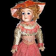 All Original Stunning French Fashion Lady Doll