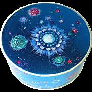 Stunning Richard Hudnut GEMEY Talcum Powder w Contents