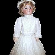 Stunning Les Petite Francaise Large Doll—Gorgeous Costume
