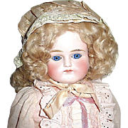 "SALE Angelic 22"" German ABG Doll -- French Market Doll"