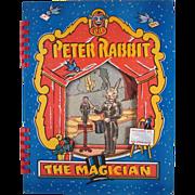 Peter Rabbit the Magician Book Complete in Original Box