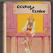 'Cricket and Eunice' Hard Back Book