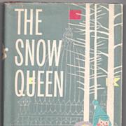 'The Snow Queen' by Martha Bennett King 'A Slottie  Book' HB 1960