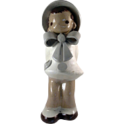 Adorable Jean Manley California Pottery Child Figure