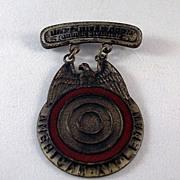 National Rifleman Association Junior Member Badge