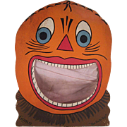 SOLD Goblo The Bully Toy Halloween Bean Bag Game