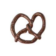 Cast Iron Pretzel Shaped Bottle Opener