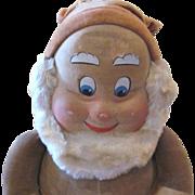 Krueger Stuffed Walt Disney Happy Doll