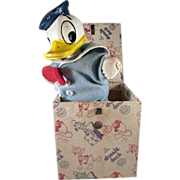 Spear W.D.P. Donald Duck in the Box 1940s