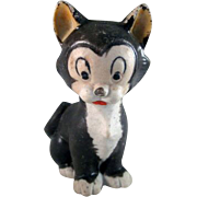 Figaro  - the Cat - From Pinocchio Disney Bisque Figure