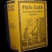 """Philo Gubb Correspondence School Detective"", 1st Edition, 1918"