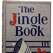 SALE The Jingle Book, Carolyn Wells