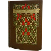 """When Malindy Sings"" Paul Laurence Dunbar 1st edition"