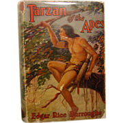 SALE Tarzan of the Apes, Grosset & Dunlap  1927