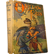 SALE The Outlaw of Torn,  Edgar Rice Burroughs, Grosset & Dunlap 1927