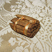 Miniature Cigars - Antique - for French Fashion