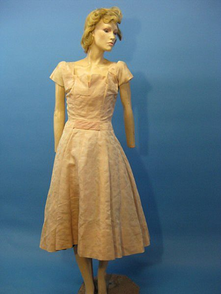 B2546 Vintage dress VAMP 50s Party prom Swing dance