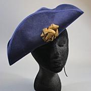 Vintage hat early 20th century Edwardian era
