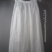 Antique Victorian Long Pantaloons HM18