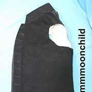 Antique men's waistcoat 18C circa last quarter