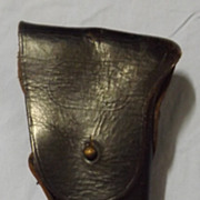 US ARMY Colt Pistol Holster -WW One