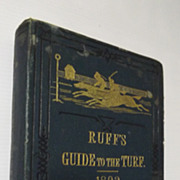 Ruff's Guide To The Turf 1892 Spring Edition