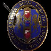 Bristol Royal Hospital Nurses Badge