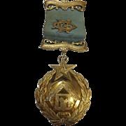 Masonic Jewel Lodge 891