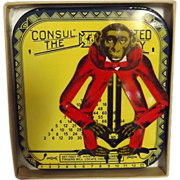SOLD Mechanical Adder 'Consul The Educated Monkey'