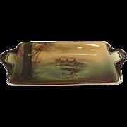 Royal Doulton  Tintern Abbey Sandwich Tray