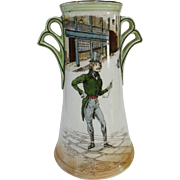 Alfred Jingle Royal Doulton Vase D8993