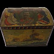 World War One Patriotic Tin