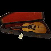 An English Mandolinetto - Edwardian Period Circa 1905