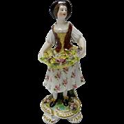 Royal Crown Derby Figurine - Signed H.S. Hancock