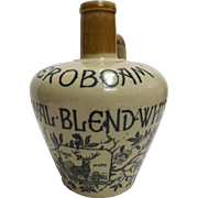 The Royal Blend Whisky Jeroboam Crock - Circa 1890